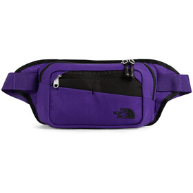 The North Face Bozer II Hip Pack hero purple/tnf black